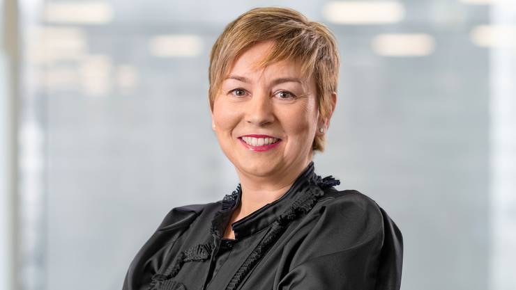 Nancy Wayland Bigler, CEO der SVA Aargau