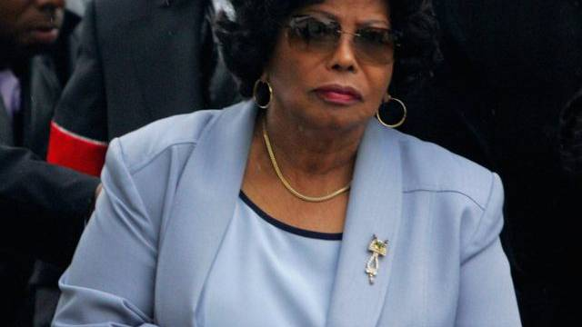 Katherine Jackson, die Mutter des verstorbenen King of Pop (Archiv)
