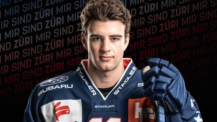 Die ZSC Lions müssen im Cupspiel gegen den EHC Winterthur auf Tim Berni verzichten.