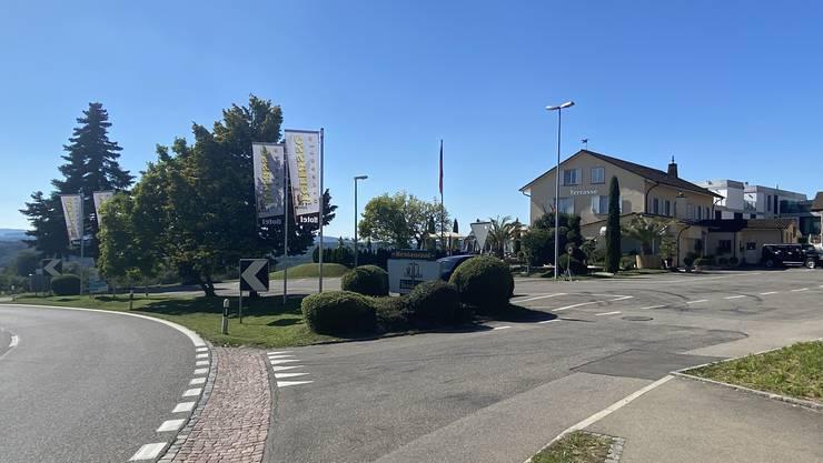 Die Tage der «Brasserie Terrasse» im Heinrüti-Rank in Widen sind bald gezählt.