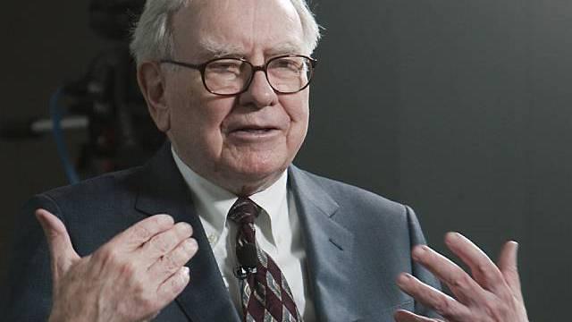Warren Buffett - der drittreichste Mensch der Welt (Archiv)