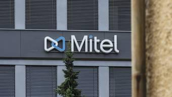Mitel hatte bereits im letzten Jahr Stellen gestrichen.