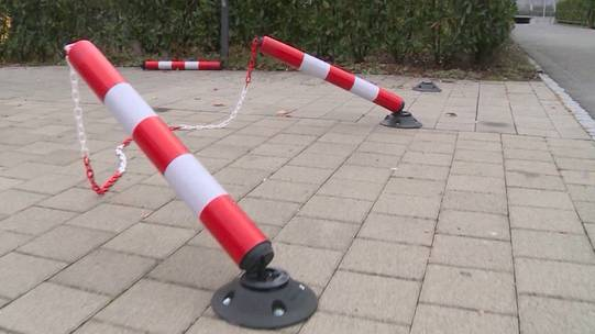 Zwei Polizisten Verprügelt: Parkplatz-Streit eskaliert