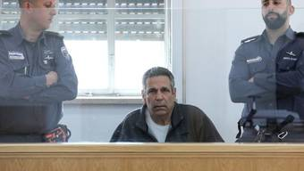 Der frühere Energieminister Gonen Segev muss wegen Spionage für Iran für elf Jahre ins Gefängnis.