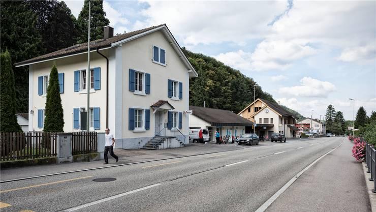 Der Polizeiposten von Waldenburg steht wieder vor einer ungewissen Zukunft. (Archiv)