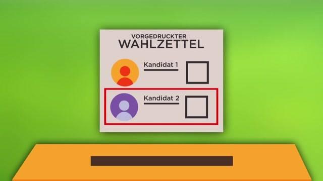 Spezialfall Bern: So wird richtig gewählt