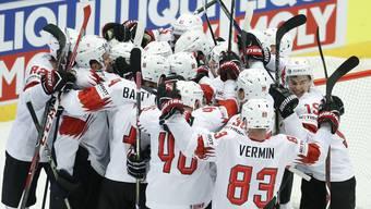 Eishockey-WM: Finnland - Schweiz (17.05.18)