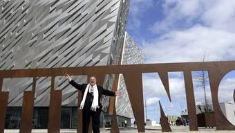 "Das ""Titanic""-Zentrum in Belfast"