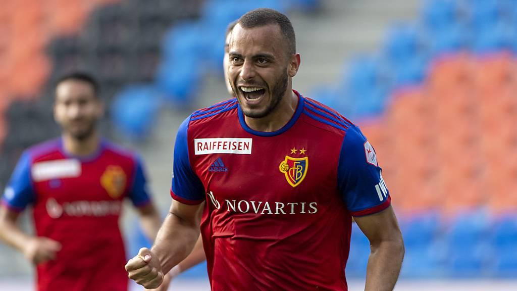 2:0-Sieg für Basel gegen Schlusslicht Xamax