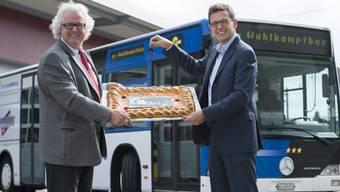 Wahlkampfbus 2015