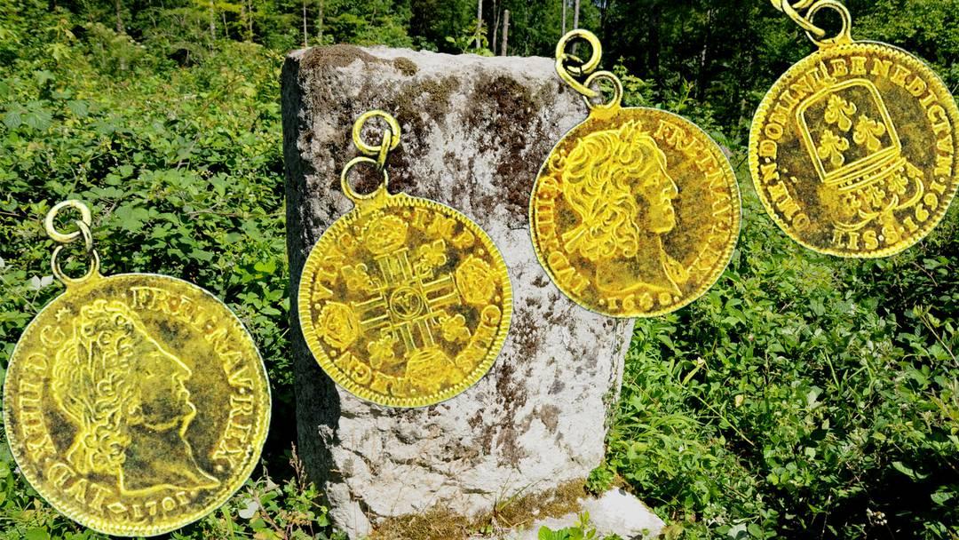 Der Klingnauer Goldfund von 1905