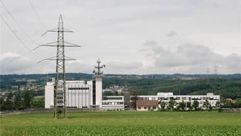 Bis das Gründerzentrum voll entwickelt ist, sollen die Büroflächen auf dem ehemaligen Axpo-Areal in Laufenburg zwischengenutzt werden. archiv