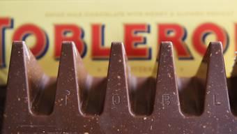 Seit einiger Zeit bietet Mondelez personalisierte Toblerone an. (Symbolbild)