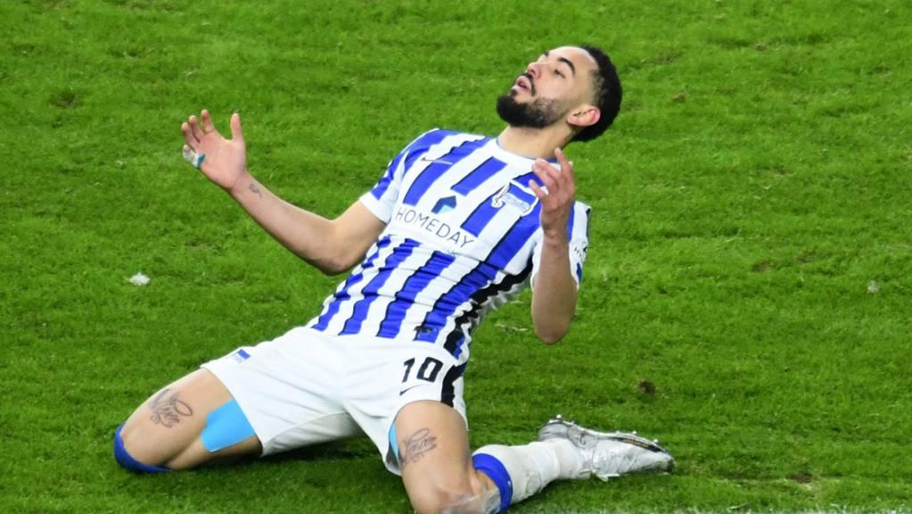 Dribblings, Tore, Extravaganz: Mit Matheus Cunha verliert Hertha Berlin einen starken Fussballer mit streitbarer Arbeitsmoral