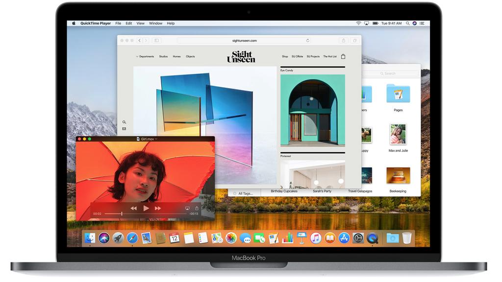 Vernetzt: Die Neuerungen von mac OS High Sierra