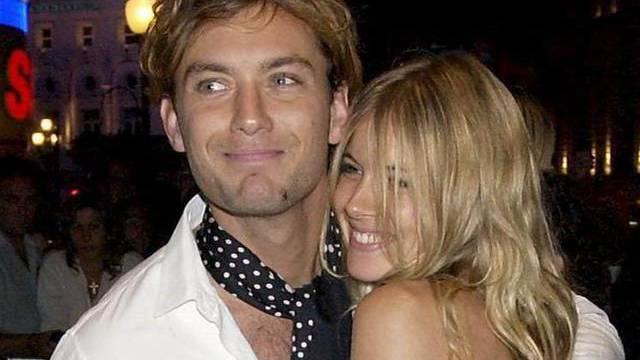Wieder vorbei: Jude Law und Sienna Miller (Archiv)