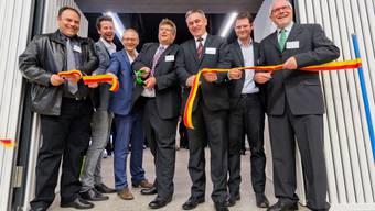 Die neue Stadthalle in Laufenburg wurde eingeweiht