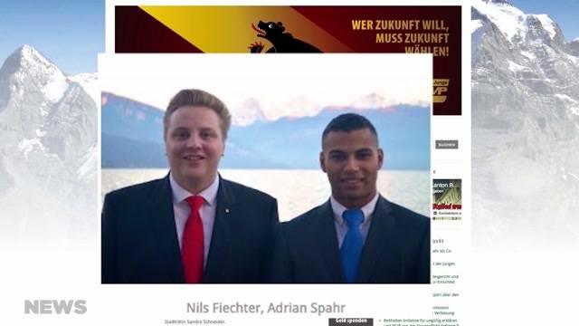 Zwei neue Präsidenten für die Junge SVP
