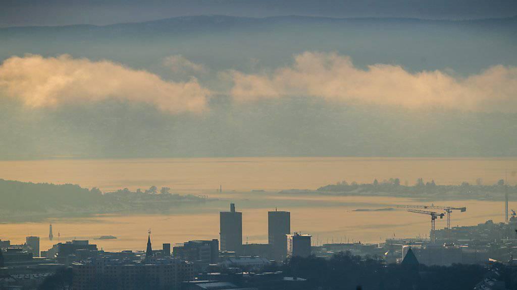 Oslo trägt in diesem Jahr den Titel Grüne Hauptstadt Europas. (Archivbild)