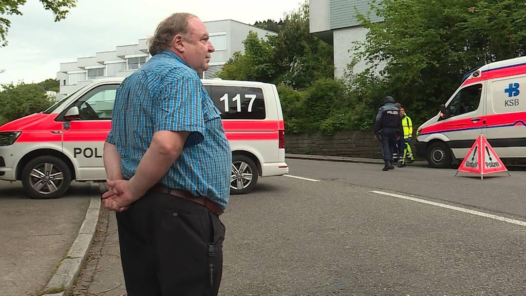 Bewaffneter sorgte in Spreitenbach für einen Grosseinsatz
