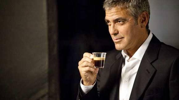 Werbeträger George Clooney
