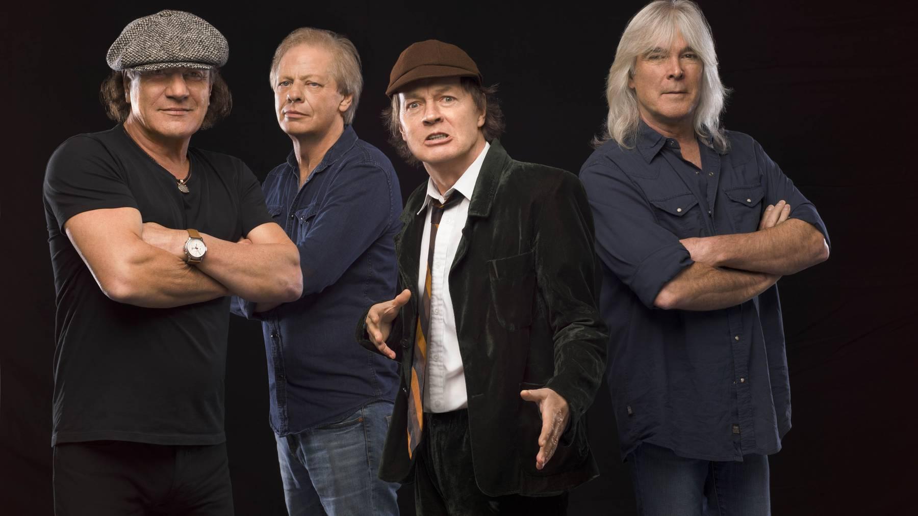AC/DC-Sänger Brian Johnson fast taub