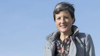 Sandra Kohler kandidiert als Badener Stadtammann