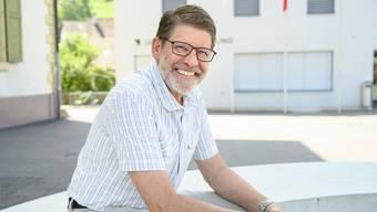 Erwin Müller hat gut lachen: Er überlässt seinem Nachfolger ein florierendes Dorf.
