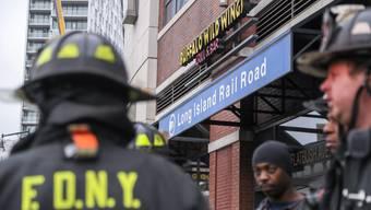Zugunglück in New York fordert Dutzende Verletzte
