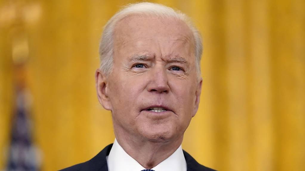 US-Präsident Joe Biden hat sich nach dem ersten Tag der Waffenruhe in Israel eingeschaltet.