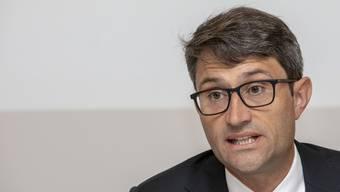 Kann auf die Unterstützung seiner Partei zählen: Lukas Engelberger.