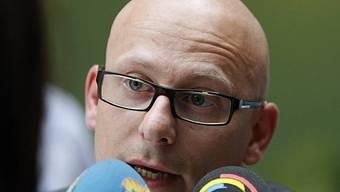 René Kuhn, SVP-Präsident Stadt Luzern