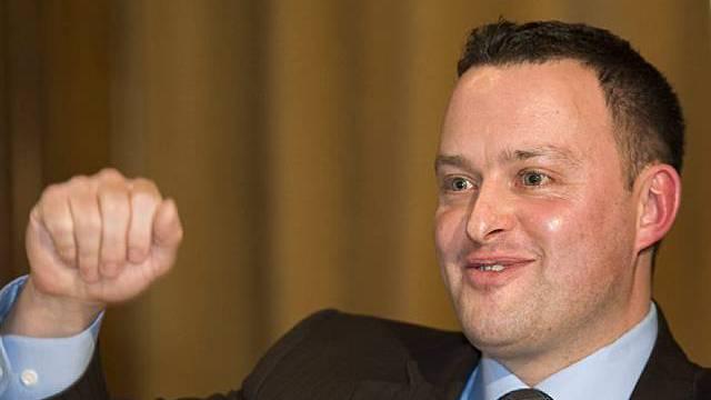 Die bürgerlichen Parteien nominieren SVP-Nationalrat Frehner als gemeinsamen Kandidaten für die kleine Kammer