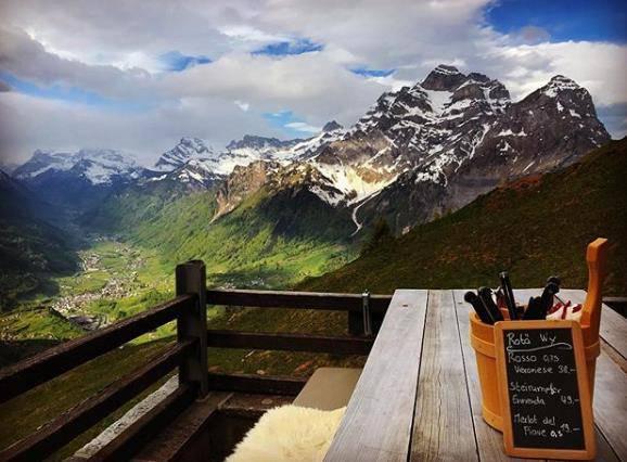 Tipp von Daniela Weber: Aeugstenhütte ob Ennenda GL (© Instagram/jeeminee81)