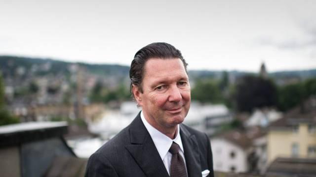 Martin Suter im Juli 2012 in Zürich (Archiv)