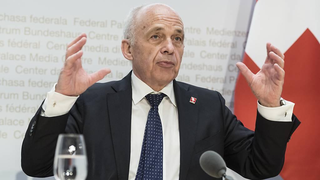 Bundesrat stockt Wirtschaftshilfe um 20 Milliarden Franken auf