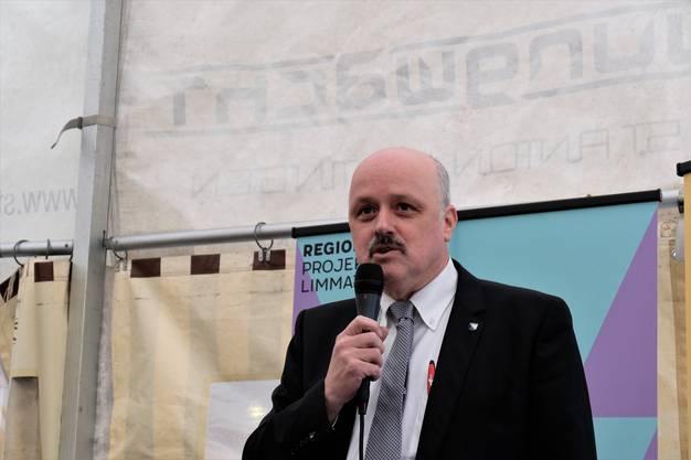 Aargauer und Zürcher mögen sich, «sonst wäre so ein schönes Projekt wie die Regionale 2025 gar nicht möglich», hielt der Zürcher Kantonsratspräsident Dieter Kläy fest.