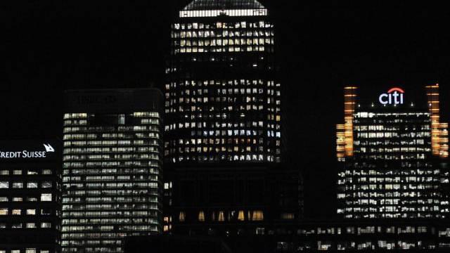 Hier verdient sichs gut: Finanzdistrikt in London (Archiv)