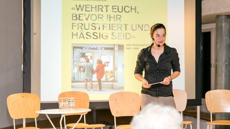 Historikerin Corinne Rufli hat fünf Frauen der Frauenbefreiungsbewegung FBB porträtiert.