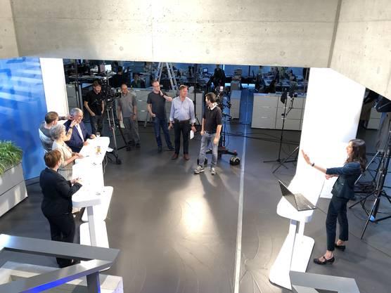 Ständerat Aargau: die kleinen Parteien.