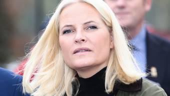 Die Diagnose Lungenfibrose ist nicht schön - Norwegens Kronprinzessin Mette-Marit ist aber froh, die Ursachen jahrelanger Beschwerden endlich zu kennen. (Archivbild)