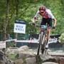 Luke Wiedmann will an der Mountainbike-WM auf das Podest fahren.