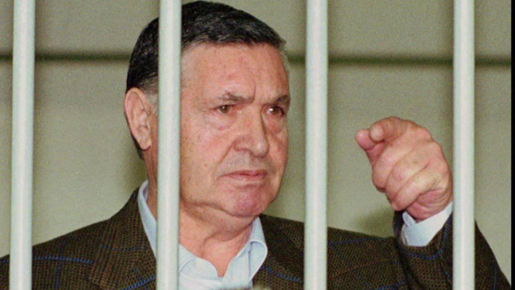 Der Gesundheitszustand des inhaftierten italienischen Mafiabosses Toto Riina verschlechtert sich immer mehr. (Archivbild von 1993)