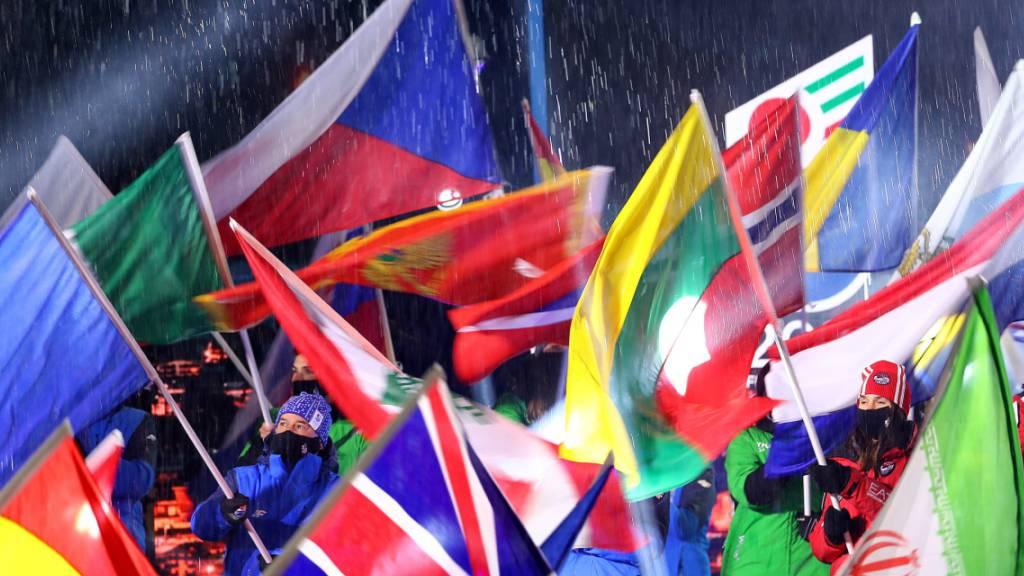Ski-WM in Cortina mit kleiner, aber feiner Feier eröffnet