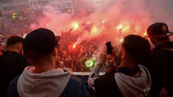 FC Basel Cupfeier 2019