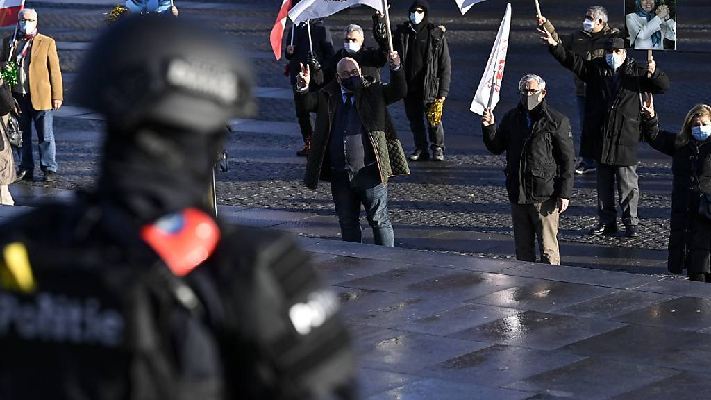 Brisantes Urteil: Haft für iranischen Diplomaten wegen Terrorplan