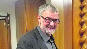 Bernhard Scheuber.