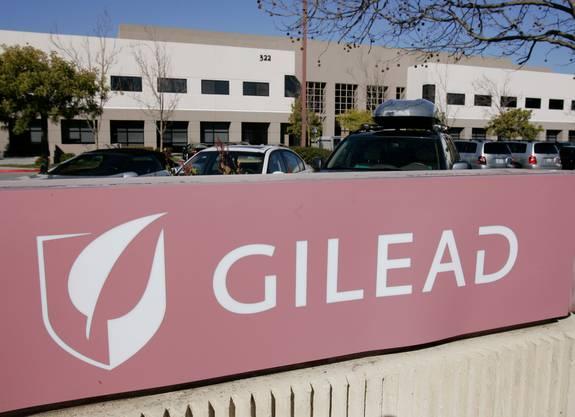 Das wissenschaftliche Hauptquartier von Gilead in Foster City, Kalifornien. Hier wurde Remdesivir entwickelt. (Bild: Keystone)