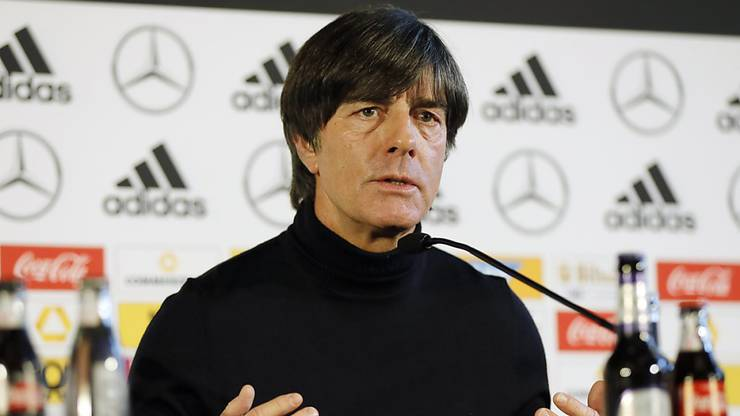Der Deutsche Bundestrainer verfolgte das Champions-League-Spiel live.