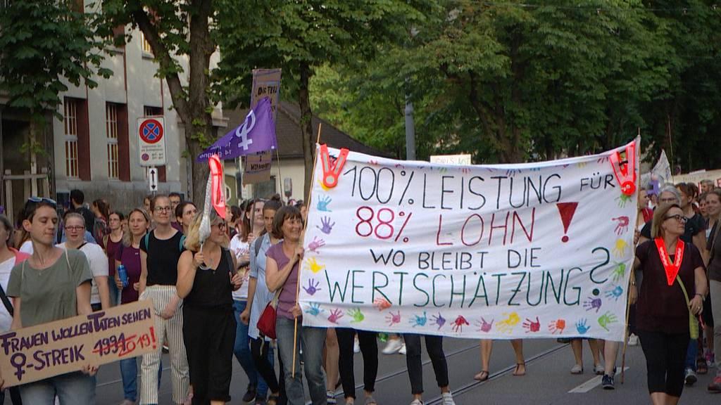 Frauenstreik: Mehr als ein Symbol?